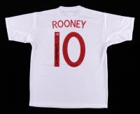 Wayne Rooney Signed Jersey (Beckett Hologram) (See Description) at PristineAuction.com