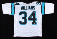DeAngelo Williams Signed Jersey (Beckett COA) (See Description) at PristineAuction.com