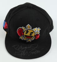 """Manny Pacquiao Signed Snapback Hat Inscribed """"Pacman"""" (Schwartz COA) at PristineAuction.com"""