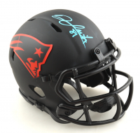 Jonnu Smith Signed Patriots Eclipse Alternate Speed Mini Helmet (Beckett COA) (See Description) at PristineAuction.com