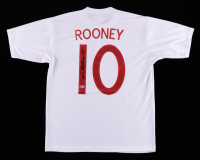 Wayne Rooney Signed Jersey (Beckett COA) (See Description) at PristineAuction.com