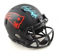 Jonnu Smith Signed Patriots Eclipse Alternate Speed Mini Helmet (Beckett Hologram) (See Description) at PristineAuction.com