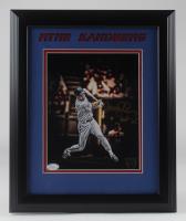 """Ryne Sandberg Signed Cubs 13.5x16.5 Framed Photo Inscribed """"HOF 05"""" (JSA COA) at PristineAuction.com"""