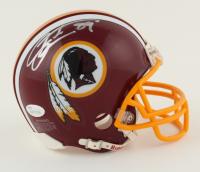 Santana Moss Signed Washington Football Team Mini Helmet (JSA COA) at PristineAuction.com