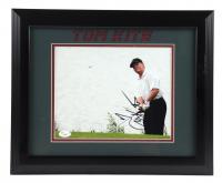 Tom Kite Signed 13x16 Custom Framed Photo Display (JSA COA) (See Description) at PristineAuction.com