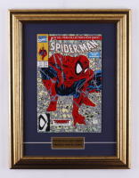 Spider-Man Issue #1 12x17 Custom Framed First Issue Comic Book at PristineAuction.com