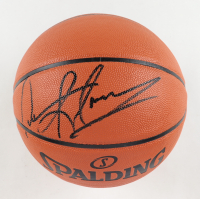 Dennis Rodman Signed NBA Basketball (JSA COA & Rodman Hologram) at PristineAuction.com