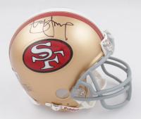 Steve Young Signed 49ers Mini Helmet (Beckett COA) (See Description) at PristineAuction.com