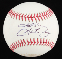 Garth Brooks Signed LE OML Laser Engraved Baseball (Beckett Hologram) at PristineAuction.com