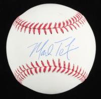 Mark Teixeira Signed OML Baseball (MLB Hologram) at PristineAuction.com