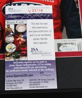 Jeff Gordon Signed 13.5x16.5 Custom Framed Photo (JSA COA) (See Description) at PristineAuction.com