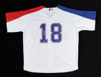 Julio Rodriguez Signed Jersey (Beckett Hologram) at PristineAuction.com