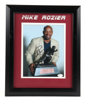 Mike Rozier Signed 13x17 Framed Photo (JSA COA) at PristineAuction.com