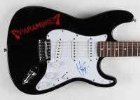 "Hayley Williams Signed ""Paramore"" Electric Guitar (AutographCOA COA) at PristineAuction.com"