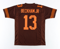Odell Beckham Jr. Signed Jersey (Beckett Hologram) at PristineAuction.com