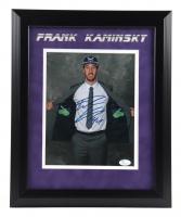 Frank Kaminsky Signed Hornets 13x16 Custom Framed Photo Display (JSA COA) (See Description) at PristineAuction.com