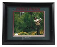 Fred Funk Signed 13x17 Custom Framed Photo Display (JSA COA) (See Description) at PristineAuction.com