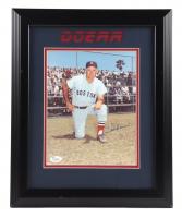 Bobby Doerr Signed Red Sox 14x17 Custom Framed Photo Display (JSA COA) (See Description) at PristineAuction.com