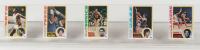 1978-79 Topps Complete Set of (132) Basketball Cards with #110 Kareem Abdul-Jabbar, #75 Bernard King RC, #80 Pete Maravich, #130 Julius Erving, #78 Dennis Johnson RC at PristineAuction.com