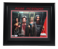 "Rose McGowan Signed ""Planet Terror"" 14x16 Custom Framed Photo Display (PSA Hologram) (See Description) at PristineAuction.com"