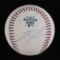 Ronald Acuña Jr. Signed 2019 All-Star Game Baseball (Beckett COA) at PristineAuction.com
