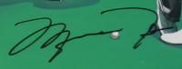 "Michael Jordan Signed LE ""Space Jam...Fore!...Five!"" 24x27 Custom Framed Animation Cel Display (UDA Hologram) at PristineAuction.com"