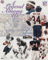 Walter Payton Signed Bears 16x20 Poster (PSA LOA) at PristineAuction.com