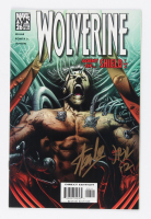 "Stan Lee & John Romita Jr. Signed 2005 ""Wolverine"" Issue #26 Marvel Comic Book Inscribed ""12"" (JSA COA) at PristineAuction.com"