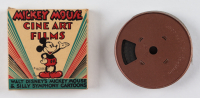 """1950's Disney """"Mickey Mouse"""" 8mm Film Reel with Original Box (See Description) at PristineAuction.com"""