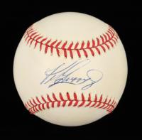 Ken Griffey Jr. Signed OAL Baseball (JSA COA) (See Description) at PristineAuction.com