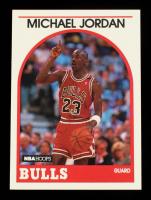 Michael Jordan 1989-90 Hoops #200 at PristineAuction.com