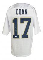Jack Coan Signed Jersey (JSA COA) at PristineAuction.com