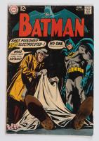 1969 Batman Issue #212 D.C. Comics Comic Book at PristineAuction.com
