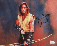 """Kevin Sorbo Signed """"Hercules: The Legendary Journeys"""" 8x10 Photo (JSA COA) at PristineAuction.com"""