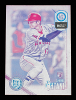 Shohei Ohtani 2018 Topps Gypsy Queen #89 RC at PristineAuction.com