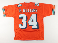 """Ricky Williams Signed Jersey Inscribed """"Smoke Weed Everyday"""" (Beckett COA) at PristineAuction.com"""