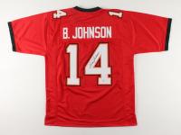 Brad Johnson Signed Jersey (Beckett COA) (See Description) at PristineAuction.com