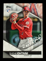 Shohei Ohtani 2018 Topps Instant Impact #II7 at PristineAuction.com