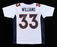 Javonte Williams Signed Jersey (Beckett Hologram) at PristineAuction.com