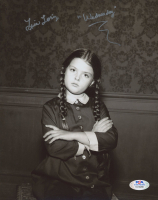 """Lisa Loring Signed """"The Addams Family"""" 8x10 Photo Inscribed """"Wednesday"""" (PSA COA) at PristineAuction.com"""