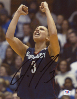 Diana Taurasi Signed UConn Huskies 8x10 Photo (PSA COA) at PristineAuction.com