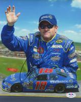 Bobby Labonte Signed NASCAR 8x10 Photo (PSA COA) at PristineAuction.com
