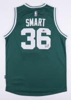 Marcus Smart Signed Celtics Jersey (Beckett COA) (See Description) at PristineAuction.com