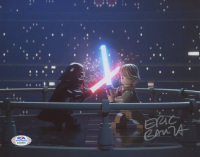 "Eric Bauza Signed ""Lego Star Wars"" 8x10 Photo (PSA Hologram) at PristineAuction.com"