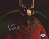 "Eric Bauza Signed ""Teenage Mutant Ninja Turtles"" 8x10 Photo (PSA Hologram) at PristineAuction.com"
