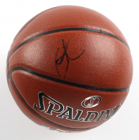 Carmelo Anthony Signed NBA Basketball (Beckett COA) at PristineAuction.com