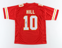 Tyreek Hill Signed Jersey (Beckett Hologram) at PristineAuction.com