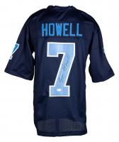 Sam Howell Signed Jersey (JSA COA) at PristineAuction.com