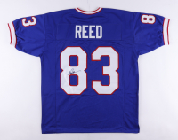 Andre Reed Signed Jersey (JSA COA) at PristineAuction.com