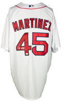 Pedro Martinez Signed Red Sox Jersey (JSA COA) at PristineAuction.com
